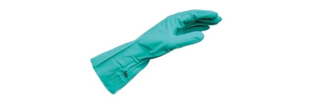 Rukavice za zaštitu od hemikalija Nitril, vel.10