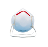 Jednokratna maska za zaštitu od sitne prašine FFP1D