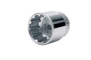 ZEBRA Multi nasadni ključ 1/4 inch