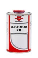 2-K HS VOC prozirni lak